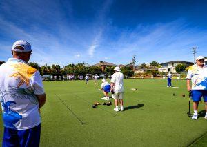 Hampton RSL Lawn Bowling