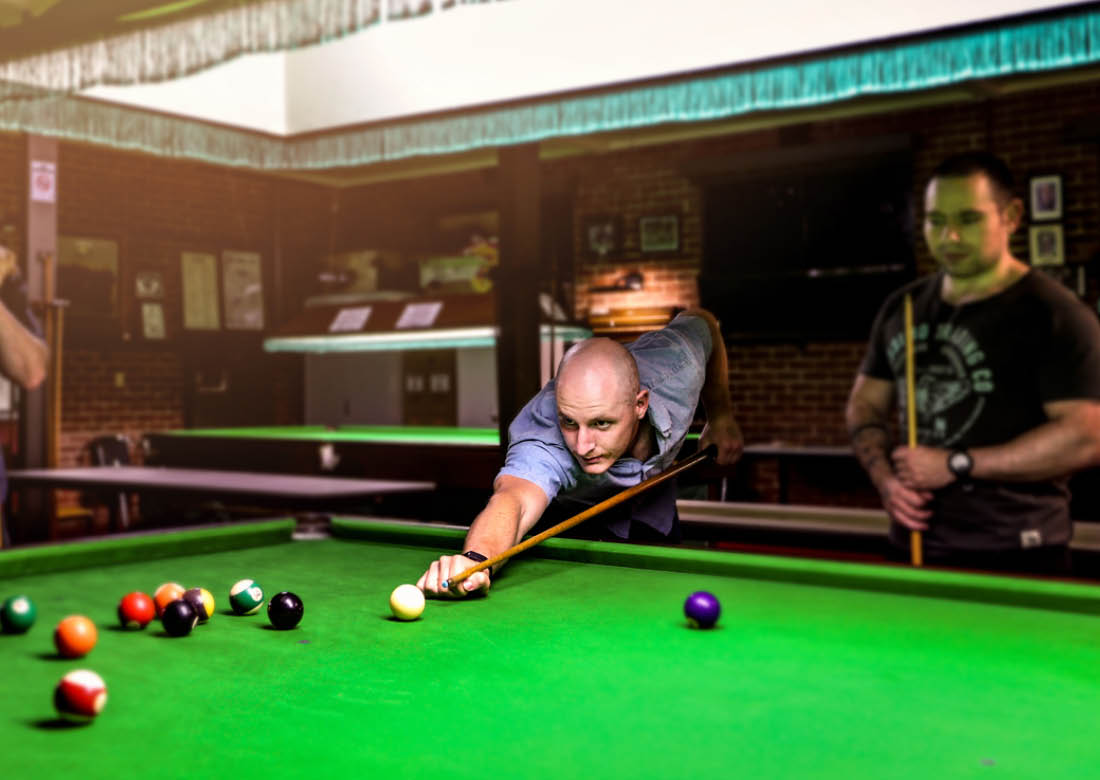 Hampton RSL Snooker