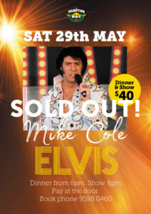 Elvis Sold Out