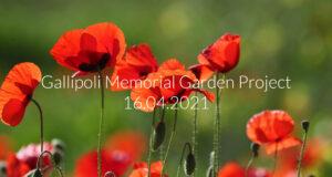 Gallipoli Memorial Garden Project