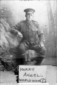 Harry Angell