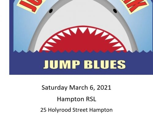 Jump the Shark Saturday 6th March