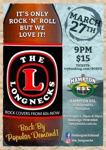 The Longnecks Hampton RSL